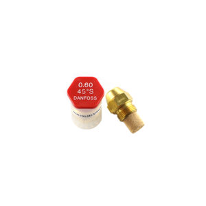Chicler boquilla inyector danfoss 0,60g 45ºS | Climatik.online