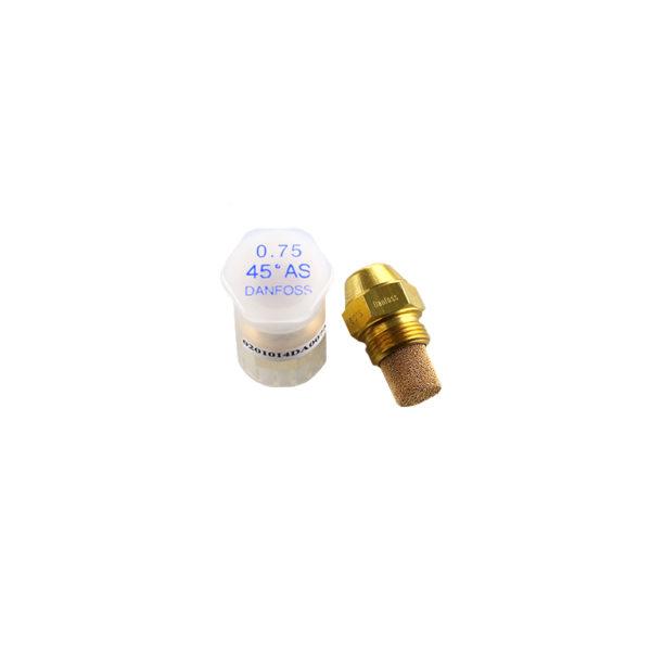 Chicler boquilla inyector 0,75 45º | Climatik.online