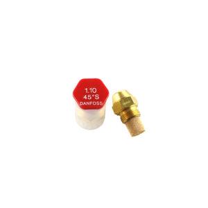 Chicler boquilla inyector 1,10 45º | Climatik.online