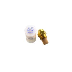 Chicler boquilla inyector 0,55 60º | Climatik.online
