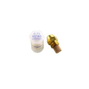 Chicler boquilla inyector 0,75 60º | Climatik.online