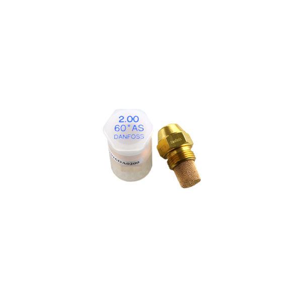 Chicler boquilla inyector 2,00 60º | Climatik.online