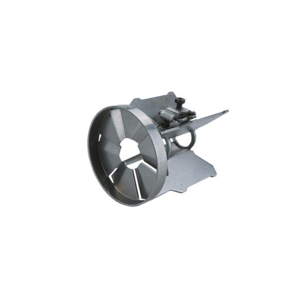 Disco deflector quemador D-10 Domusa   Climatik.online