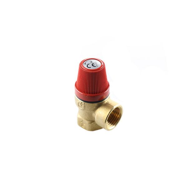 Válvula seguridad 311430 Caleffi | Climatik.online