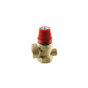 Válvula seguridad 311570 Caleffi | Climatik.online