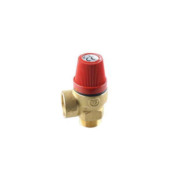 Válvula seguridad 312430 Caleffi | Climatik.online