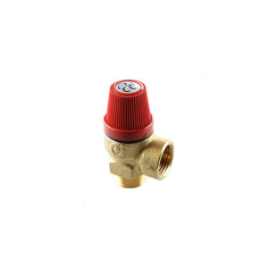 Válvula seguridad 312470 Caleffi | Climatik.online