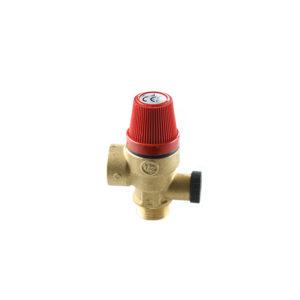 Válvula seguridad 314432 Caleffi | Climatik.online