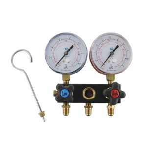 manómetro R410 R32