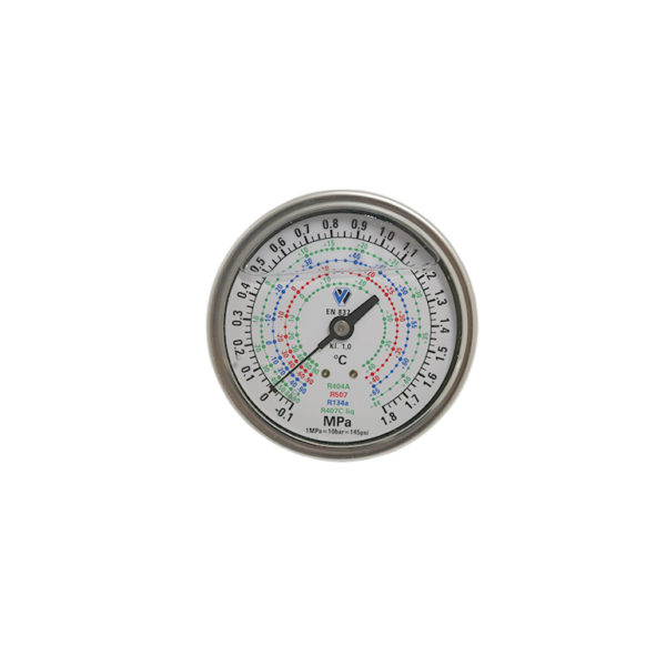 manometro posterior 80mm 1