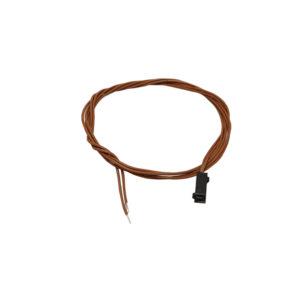 "Cable J12 Eurofell M sonda roja 1/8"" Tifell"