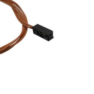 Cable J12 Eurofell M sonda roja 1/8 Tifell