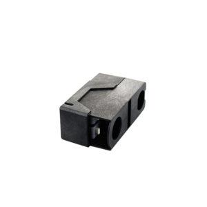 Micro flujostato 2 contactos caja negra