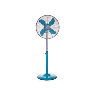 Ventilador de pie Palma azul